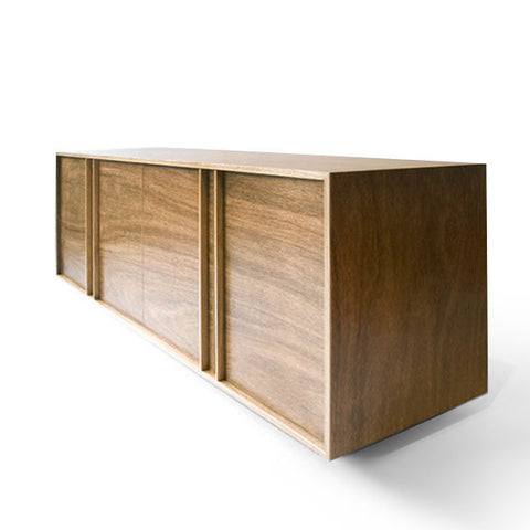 sideboard solid timber