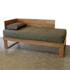 timber sofa bed