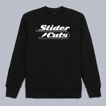 Load image into Gallery viewer, SLIDERCUTS CREW NECK JUMPER