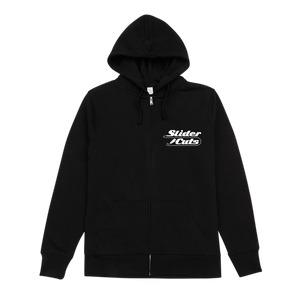 SLIDERCUTS ZIP HOODY JUMPER