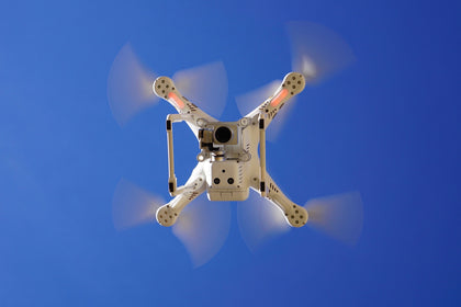 Top Drones with the best Cameras