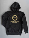 "Melon Unisex Hoodie ""Cycling Culture"" - Black - Melon World GmbH"