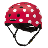 Bicycle Helmet Urban Active »Dotty White« - Melon® Helmets Urban Active Fahrradhelm