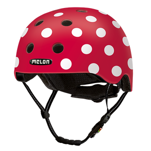 Bicycle Helmet Urban Active »Dotty White« - Melon World GmbH
