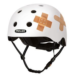 Bicycle Helmet Urban Active »Plastered White« - Melon®