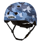 Bicycle Helmet Urban Active »Camouflage Blue« - Melon® Helmets Urban Active Fahrradhelm
