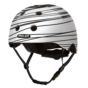 Bicycle Helmet Urban Active »Scribble« - Melon® Helmets Urban Active Fahrradhelm