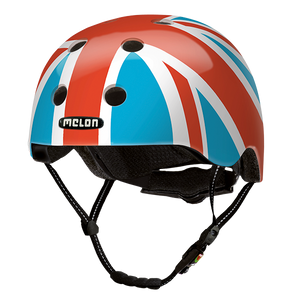 Bicycle Helmet Urban Active »Union Jack Summer Sky« - Melon® Helmets Urban Active Fahrradhelm