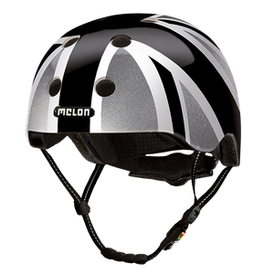 Bicycle Helmet Urban Active »Union Jack Plain« - Melon® Helmets Urban Active Fahrradhelm
