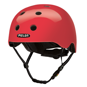 Bicycle Helmet Urban Active »Rainbow Red« - Melon®