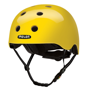 Bicycle Helmet Urban Active »Rainbow Yellow« - Melon®