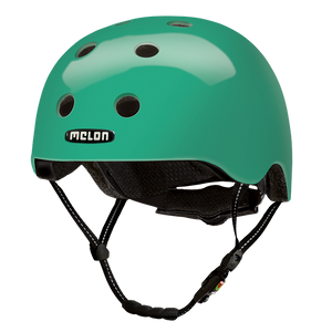 Bicycle Helmet Urban Active »Rainbow Green« - Melon®