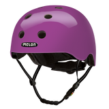 Bicycle Helmet Urban Active »Rainbow Purple« - Melon® Helmets Urban Active Fahrradhelm