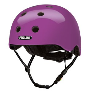 Bicycle Helmet Urban Active »Rainbow Purple« - Melon®