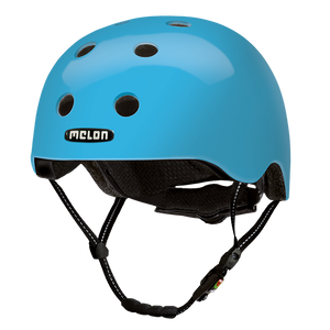 Bicycle Helmet Urban Active »Cyaneon (Glossy)« - Melon®