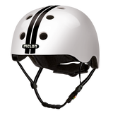 Bicycle Helmet Urban Active »Straight Black White« - Melon World GmbH