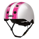 Bicycle Helmet Urban Active »Double Pink White« - Melon® Helmets Urban Active Fahrradhelm