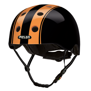Bicycle Helmet Urban Active »Double Orange Black« - Melon® Helmets Urban Active Fahrradhelm