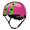 Bicycle Helmet Urban Active »Double Green Pink« - Melon® Helmets Urban Active Fahrradhelm