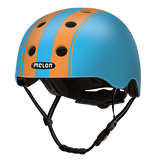 Bicycle Helmet Urban Active »Double Orange Blue« - Melon® Helmets Urban Active Fahrradhelm