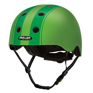 Bicycle Helmet Urban Active »Decent Double Green« - Melon® Helmets Urban Active Fahrradhelm