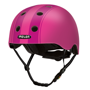 Bicycle Helmet Urban Active »Decent Double Purple« - Melon® Helmets Urban Active Fahrradhelm