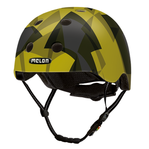 Bicycle Helmet Urban Active »Bumblebee« - Melon® Helmets Urban Active Fahrradhelm