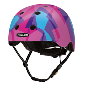 Bicycle Helmet Urban Active »Candy« - Melon® Helmets Urban Active Fahrradhelm