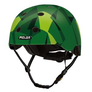 Bicycle Helmet Urban Active »Green Mamba« - Melon® Helmets Urban Active Fahrradhelm