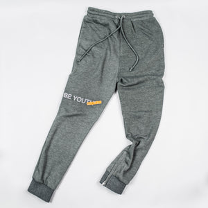Big Kid Clothing - Big Kid Clothing, Be Youth Track Pants - GREY, Track Pants