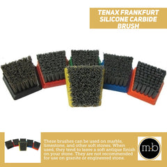 Tenax Frankfurt Silicone Carbide Brush