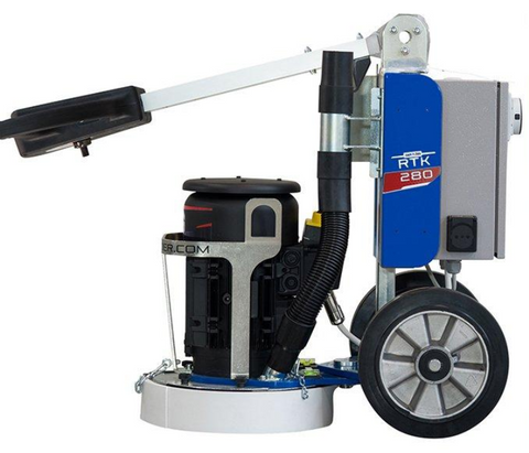 HG RTK 280 VS Single Disc Edging Machine