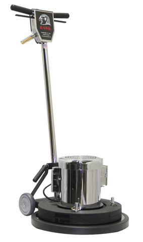 Hawk Telescoping Mighty Floor Machine - 13 Inch