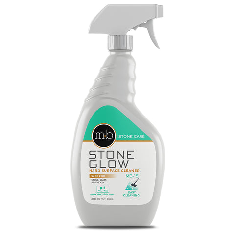 MB-15 StoneGlow Neutral Cleaner Quart