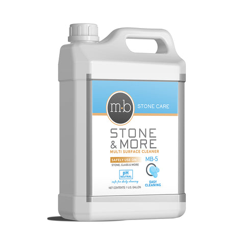 MB Stone Care MB-5 Marble, Granite and More Spray Cleaner