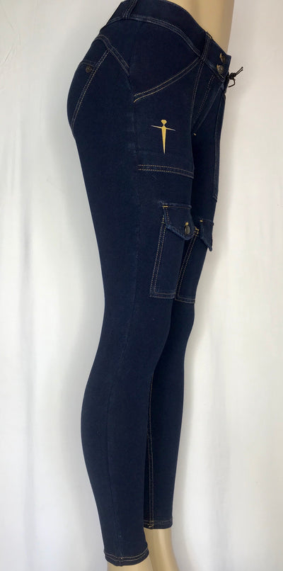 Movement Jean- True Blue