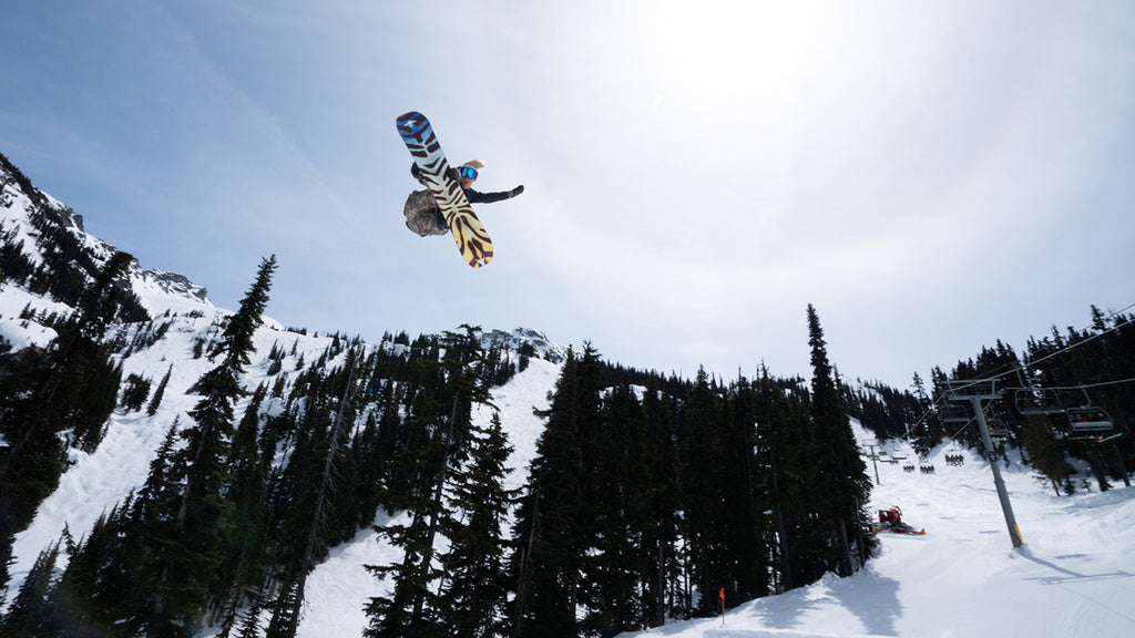 9a98aa0342e How To Improve Your Frontside 360s – Snowboard Addiction