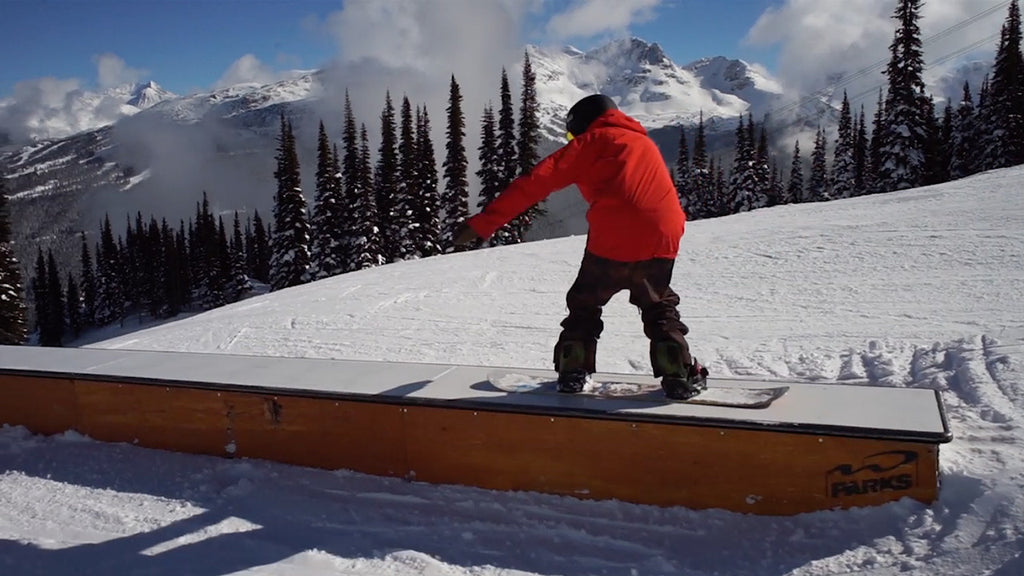 b29fc547dacc Your First 50-50 On A Snowboard – Snowboard Addiction