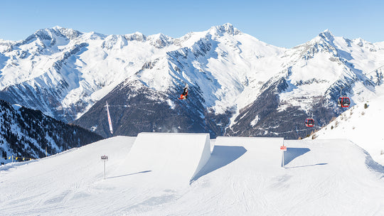 5 Tips To Start Hitting The Terrain Park