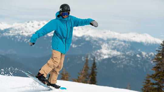 5 Tips For Beginner Snowboarders