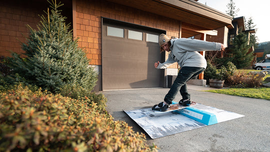 How To Hold Longer Tricks On A Training Board