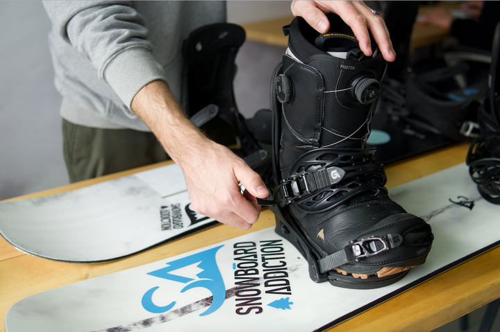How To Adjust Your Bindings