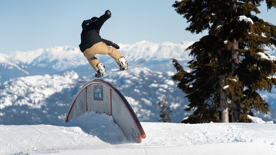 Snowboard Trick Terminology