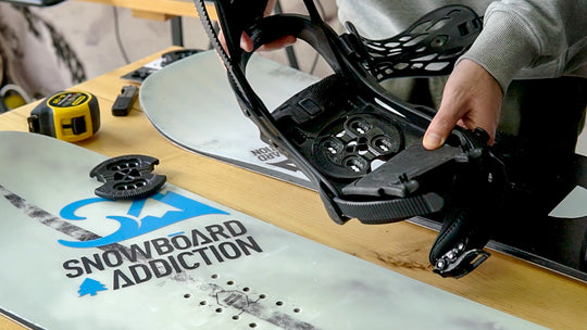 3 Tips On How To Set Up Your Snowboard