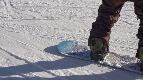 Snowboard Nose