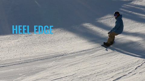Heel Edge Set Up Carve