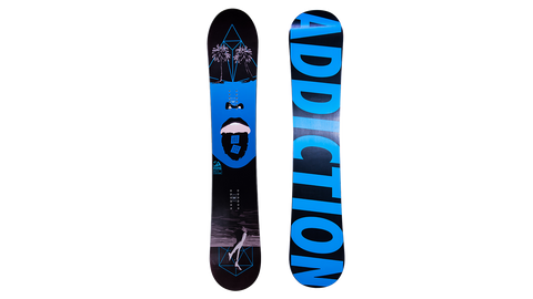 Snowboard Addiction Addict