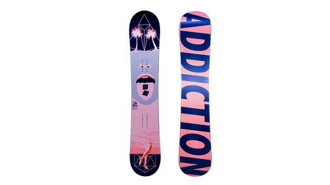Snowboard Addiction Addict 146