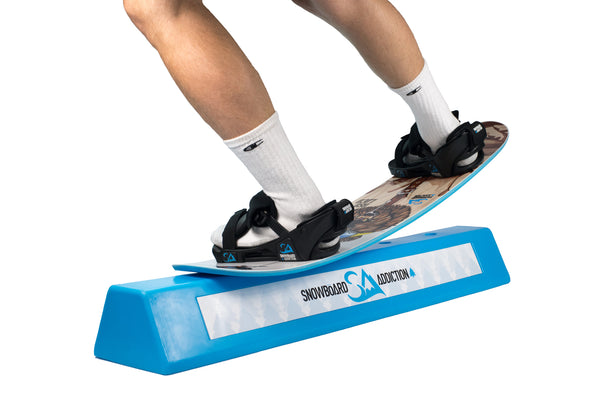 Tramp Board On Balance Bar