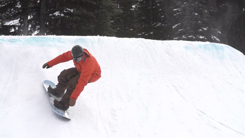 Landing The Frontside Hip